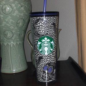 Starbucks Halloween GITD venti